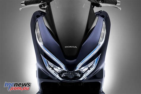 Honda Pcx New 2018 by Honda New Ground With Hybrid Scooter Mcnews Au