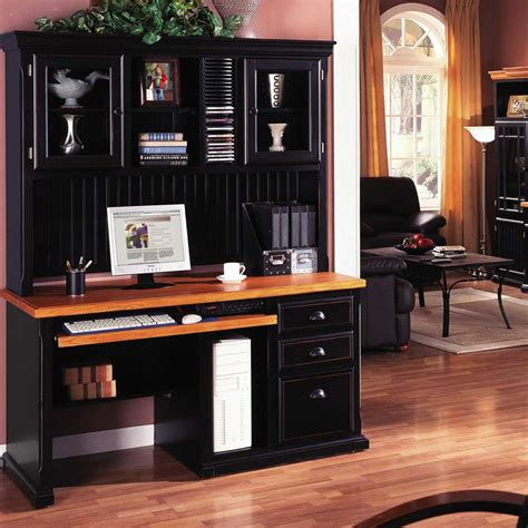 black office desk with hutch black office desk with hutch office desk with hutch for
