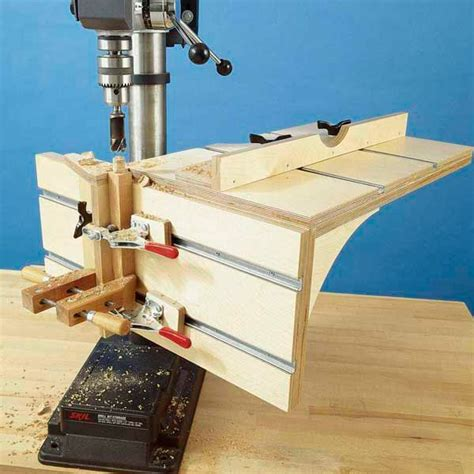 drill press table woodworking plans diy drill press table plans woodworking projects plans
