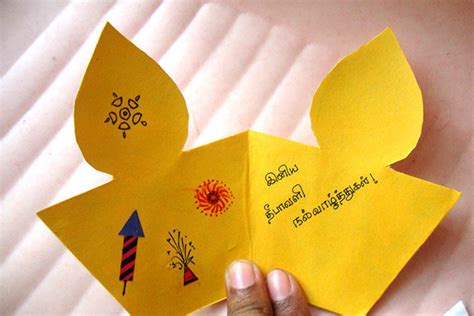 diwali cards for to make diy diwali project ideas for children schools k4 craft