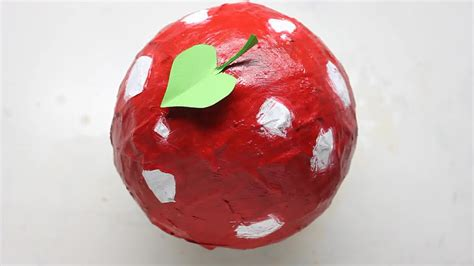 paper mache arts and crafts how to create papier m 226 ch 233 11 steps with pictures wikihow