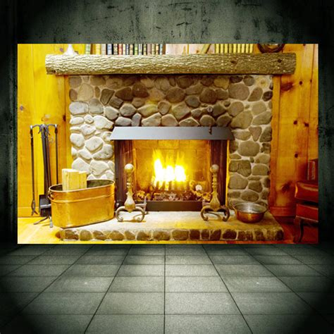 fireplace wall decor fireplace wall mural wall sticker personalized decal for