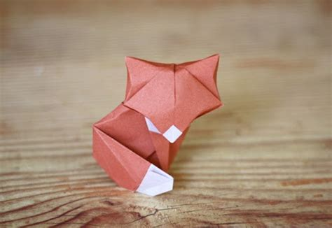 easy pretty origami origami animals easy to fold