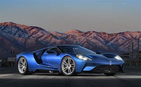 2017 Ford Gt 1 4 Mile by America S Fastest Racing Car The All New Ford Gt 2017