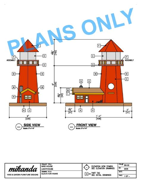 lighthouse woodworking plans free guide to get woodworking plans for lighthouse build by own