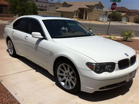 2003 Bmw 7 Series by Bmw 7 Series 730li 2003 Technical Specifications