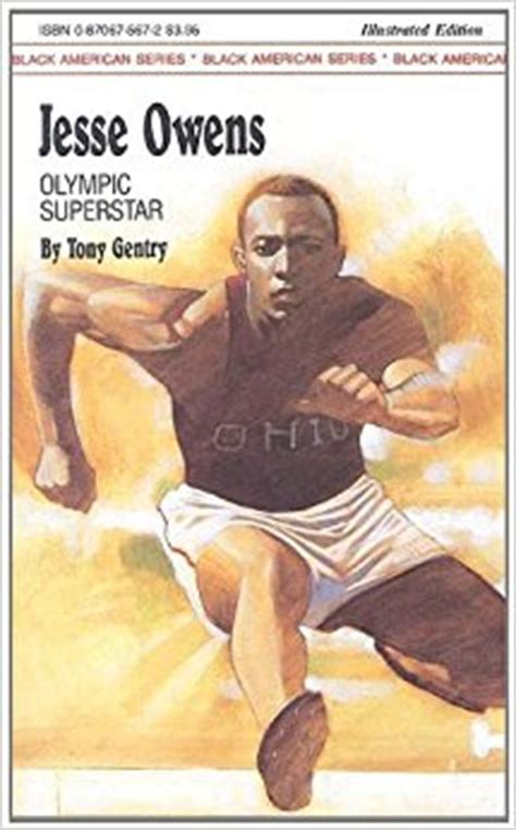 a picture book of owens owens black american series tony gentry