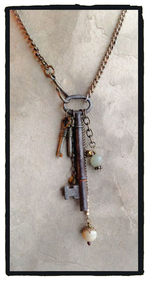 jewelry ideas necklaces 25 unique skeleton key jewelry ideas on
