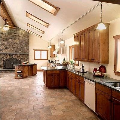 kitchen floor ideas with cabinets ceramic tile best flooring choices