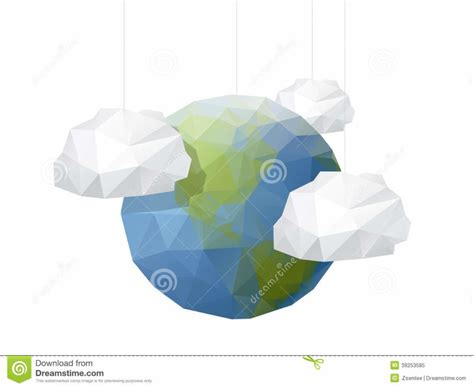 origami world free coloring pages origami style world background stock