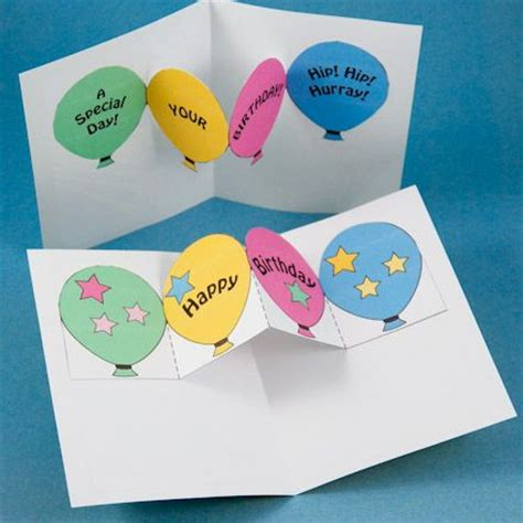 Make Birthday And Invitation Pop Up Cards