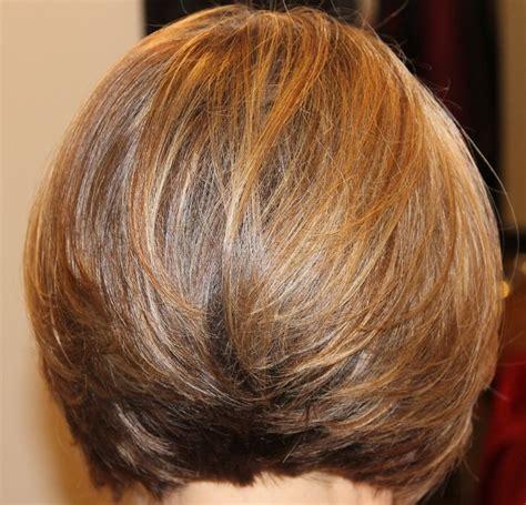 bob layered hairstyles front and back view bob hairstyles short back long front best hair style