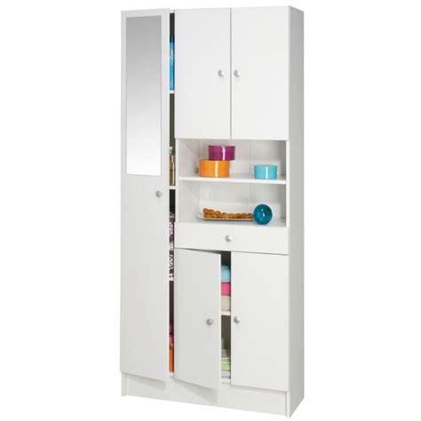 imbattable armoire de salle de bain 82 cm blanc achat vente colonne armoire sdb colonne