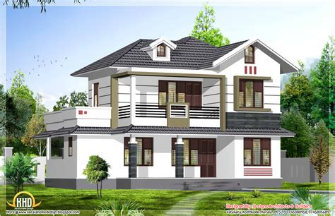 home design for house stylish kerala home design 1950 sq ft kerala home