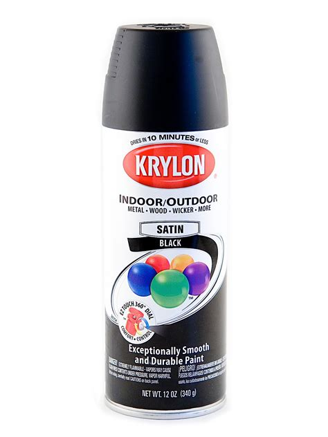 spray painting outside while krylon indoor outdoor spray paint misterart