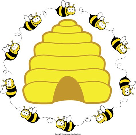 bee rubber st free bee clipart