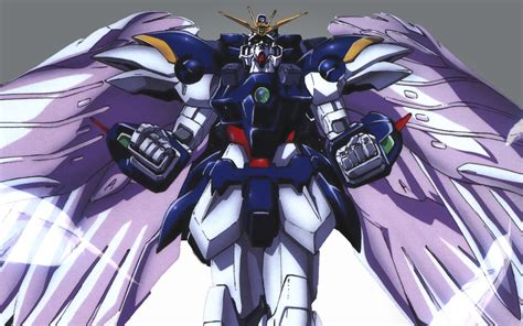 gundam wing gr anime review gundam wing