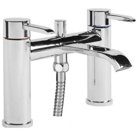 shower and bath taps tavistock hype bath shower mixer tap and handset hype