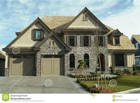 Bungalow Floor Plans Canada large home house design bc royalty free stock images