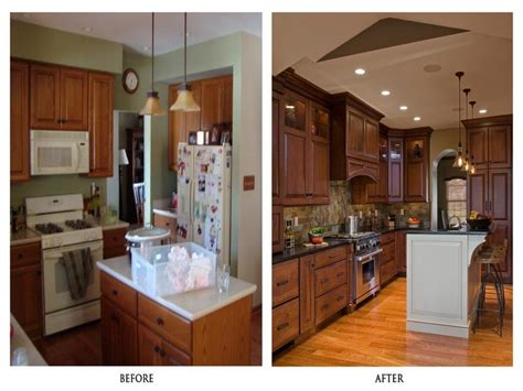 kitchen remodel ideas before and after kitchen remodel before and after idea home ideas collection galley kitchen remodel before