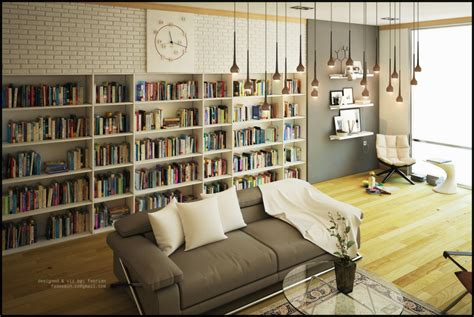 living room library living room library interior design ideas