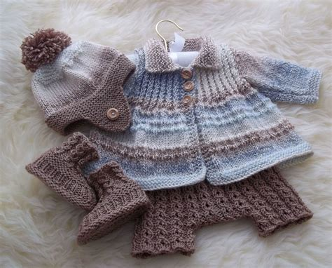 designer knitting patterns dk baby knitting pattern 38 to knit baby boys or reborn