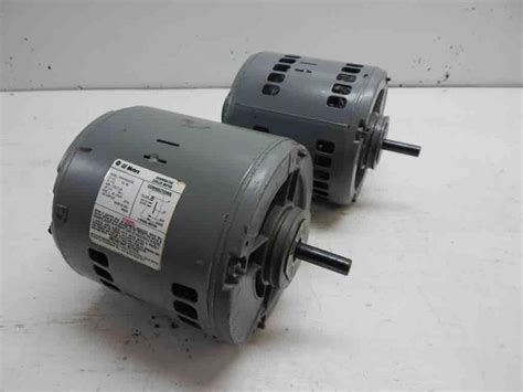 General Electric Ac Motor by General Electric Ge 2 Speed Ac Motor 3 4 Hp Model