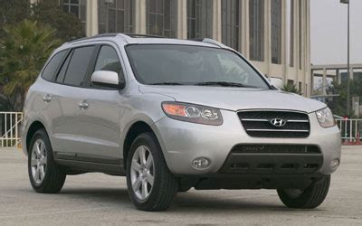 how cars run 2002 hyundai santa fe electronic toll collection 2008 hyundai santa fe review
