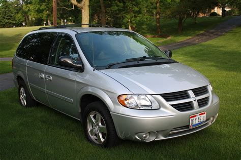 service manual how it works cars 2006 dodge grand caravan engine control purchase used 2006