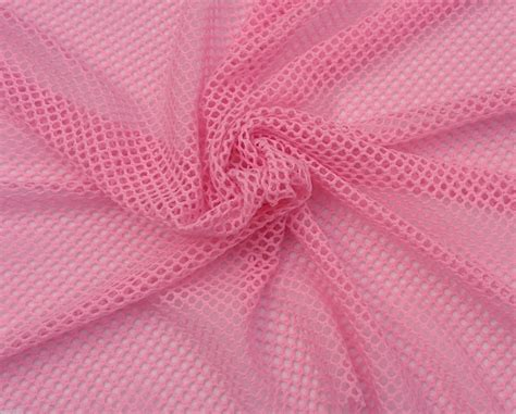 knit fabric by the yard fishnet stretchy fabric knit by the yard neon pink 4 way