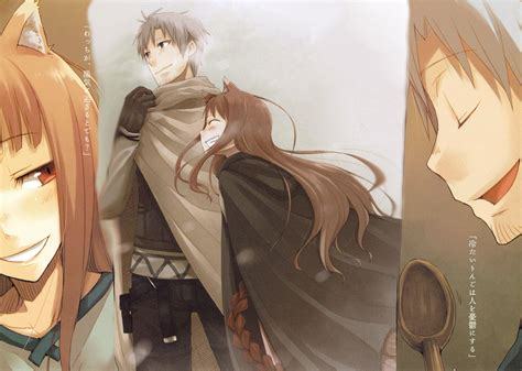 spice and wolf anime anthology 187 archive 187 cotm kraft and