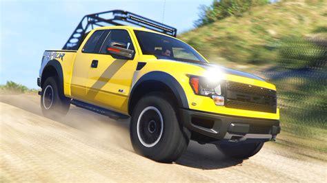 2012 Ford Raptor by 2012 Ford F150 Svt Raptor Gta5 Mods