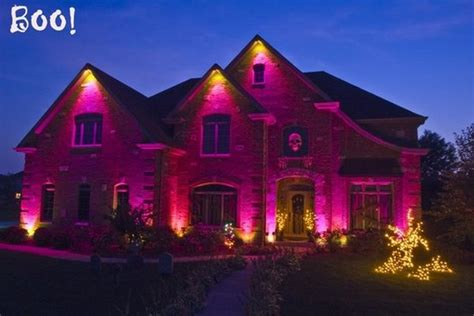 how to decorate your house for outside lights 10 haunting lights for