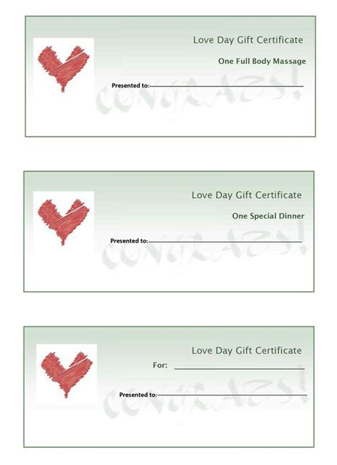 how to make your own gift card best photos of make your own gift certificates make your