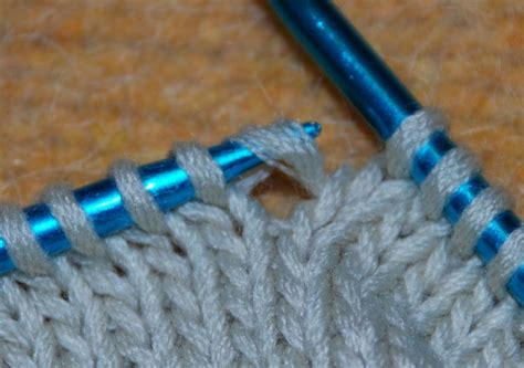 make 1 in knitting make one or m1 in knitting what it is and how to do it