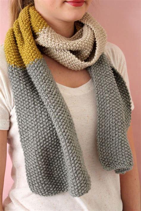 knitting moss stitch scarf 1000 ideas about seed stitch on knitting