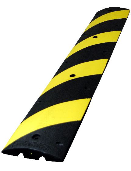 rubber st stores rubber speed bumps portable recycled traffic safety