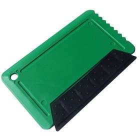 rubber sts for card uk credit card scraper with rubber printed