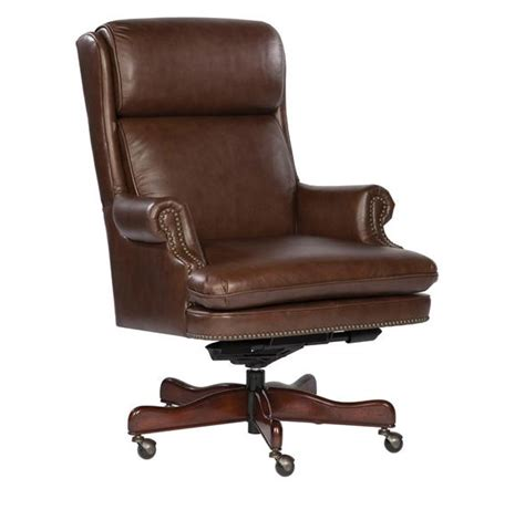 executive office chair leather coffee leather executive office desk chair ebay