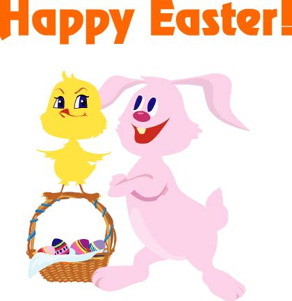 Free Happy Easter Clip by Happy Easter Images Clip 9to5animations