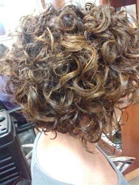 stacked bob haircut pictures curly hair good short natural curly haircuts short hairstyles 2016