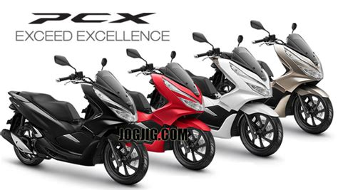 Pcx 2018 Color by Sewa Honda Pcx Jogja 2018 Style Dan Exclusive