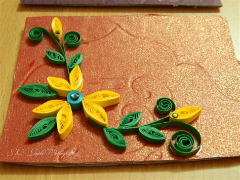 craft work in paper small paper quilling designs creative craft work