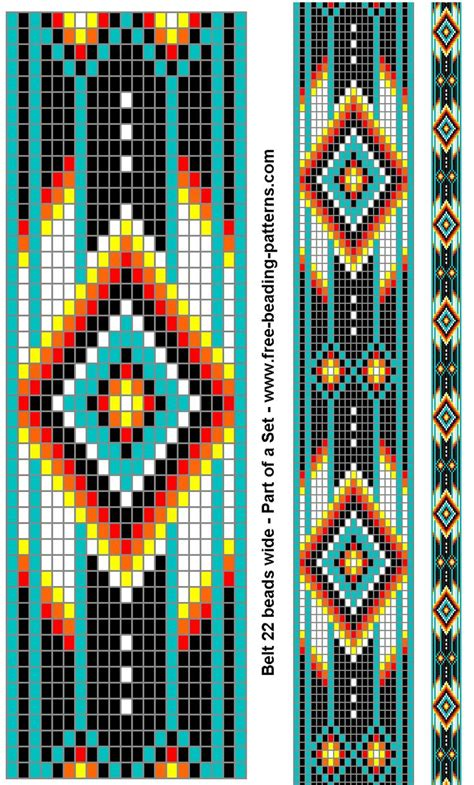beading patterns for 25 best ideas about american patterns on