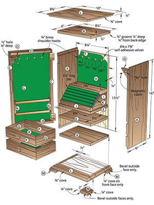 free woodworking plans jewelry box jewellery box plans free furnitureplans