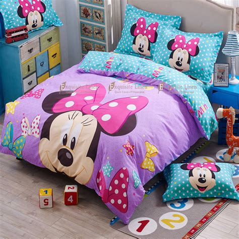 minnie comforter set popular minnie mouse comforter set buy cheap minnie