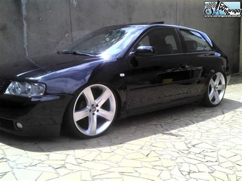 Audi Turbo by Audi A3 Turbo Rebaixado E Rodas 20
