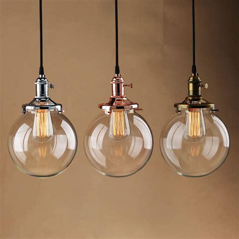 7 9 quot globe shade antique vintage industri pendant light