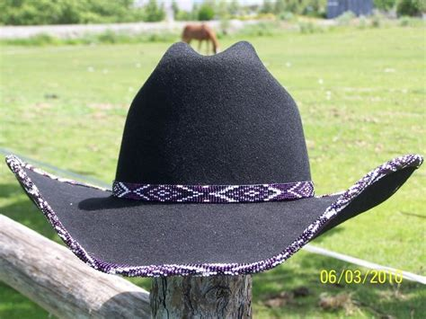 beaded hat bands for cowboy hats 1000 ideas about beaded hat bands on beadwork