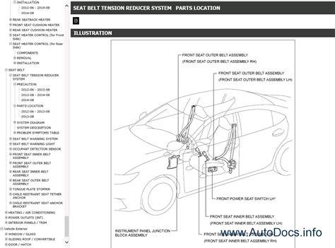 chilton car manuals free download 2013 lexus rx spare parts catalogs service manual 2012 lexus es workshop manual free download lexus rx 330 2006 repair manual